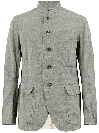 Ziggy Chen fitted jacket - Grey