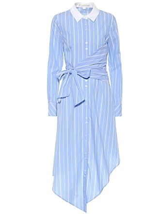 Jonathan Simkhai Striped cotton shirt dress
