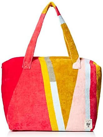 Billabong Womens Chasing Paradise Tote Bag Havana Red One Size