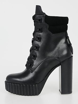 Kendall + Kylie Leather Ankle Boots 12cm size 5,5