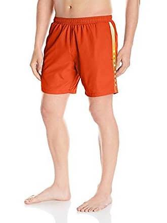 75098ff869 HUGO BOSS BOSS Mens Seabream Swim Short, Orange, XX-Large