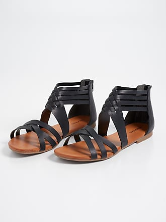 Maurices Andrea Back Zip Gladiator Sandal