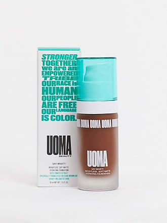 Uoma Beauty Beauty Say What?! Soft Matte Foundation Black Pearl