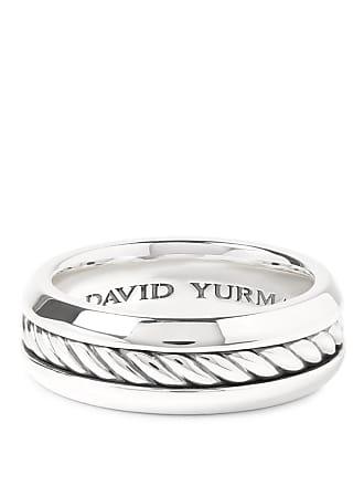David Yurman Sterling Silver Ring - Silver
