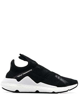 5984ba4f8c699 Yohji Yamamoto Reberu knitted sneakers - Black