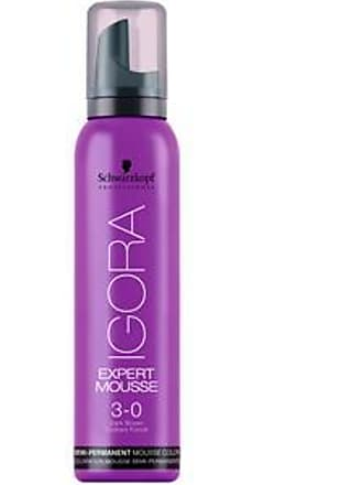 Schwarzkopf Professional Haarfarben Igora Expert Mousse 5-99 Hellbraun Violett Extra 100 ml