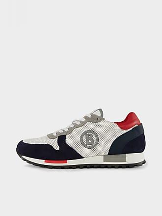 2de4a0617a31fd Bogner Sneaker Livigno für Herren - Weiß Navy