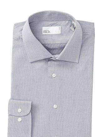 Nordstrom Rack Diamond Dobby Trim Fit Dress Shirt