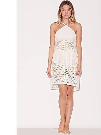 Triya Mini Dress Fran Off White-G