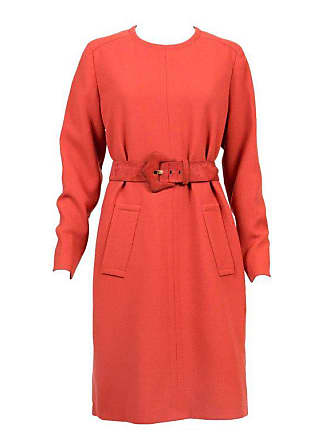 57d3587a30 Hubert de Givenchy 1960s Givenchy Haute Couture Numbered Rust Dress. In  high demand
