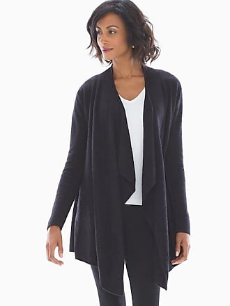 Barefoot Dreams Chic Lite Calypso Wrap Black, Size L/XL, from Soma