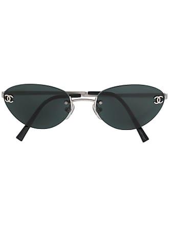 Chanel sunglasses eye wear - Black