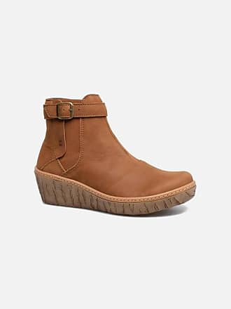 b2fa99f1867 El Naturalista Myth Yggdrasil N5133 - Boots en enkellaarsjes voor Dames /  Bruin