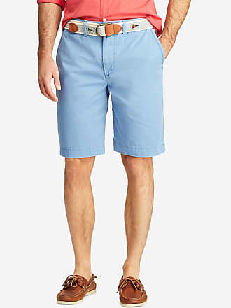 5f75cc35dcedc Polo Ralph Lauren Bermuda droit uni Bleu Polo Ralph Lauren