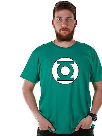 DC Comics Camiseta Lanterna Verde Logo
