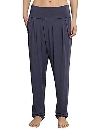 b95c965ab2d73 Schiesser Damen Mix   Relax Jerseyhose lang Schlafanzughose