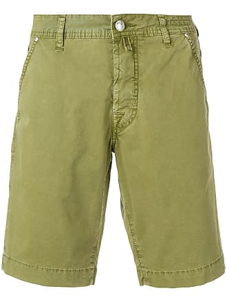 Jacob Cohen slim-fit deck shorts - Verde