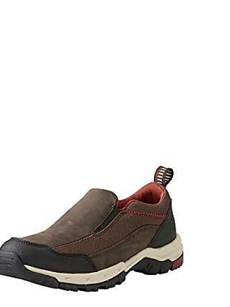 Ariat Ariat Mens Skyline Slip-on Hiking Shoe, Dark Chocolate, 9.5 2E US