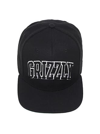 Grizzly Boné Grizzly Snapback Top Team Preto