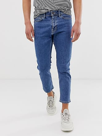 New Look slim jeans in blue wash - Blue