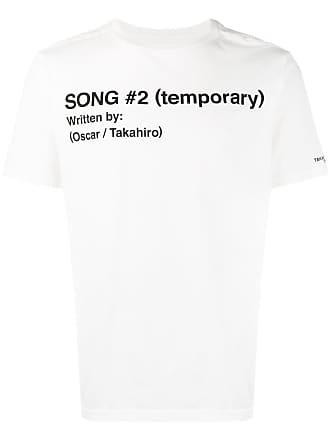 TAKAHIROMIYASHITA TheSoloist. Camiseta com estampa gráfica - Branco