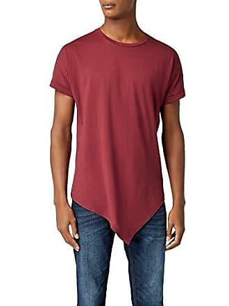 db0e5f9e0d06ee Urban Classics Herren T-Shirt Asymetric Long Tee