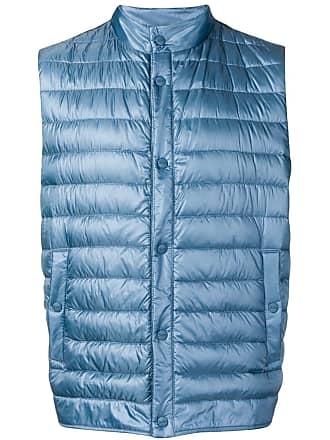 Herno padded vest - Blue