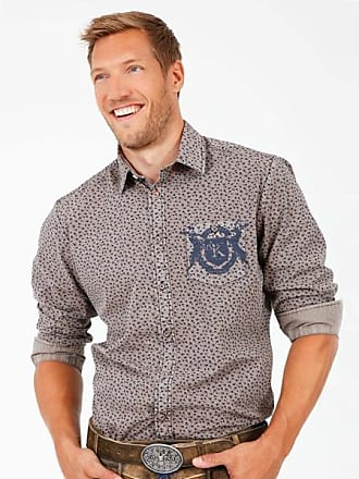 2c9dcc83db80ab Trachtenhemden Online Shop − Bis zu bis zu −40% | Stylight
