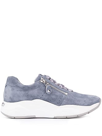 Kennel & Schmenger side zip sneakers - Azul