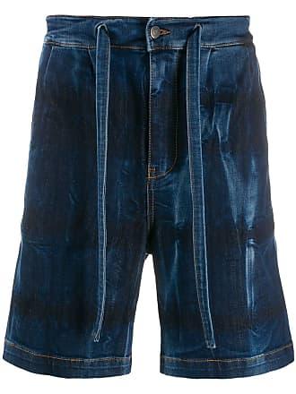 Paura Short Jeans - Azul