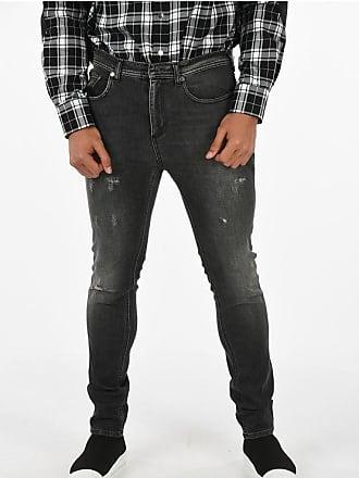 Neil Barrett Distressed SUPER SKINNY FIT Jeans 16 cm size 32