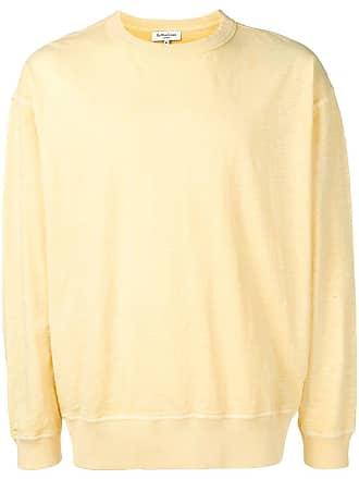 Ymc You Must Create crew neck sweater - Yellow