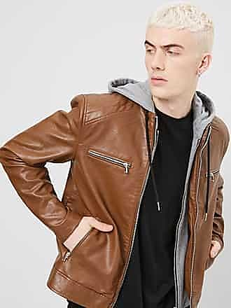 94c23cd39 Leather Jackets: Shop 10 Brands up to −70% | Stylight