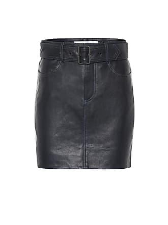 Victoria Beckham Leather miniskirt