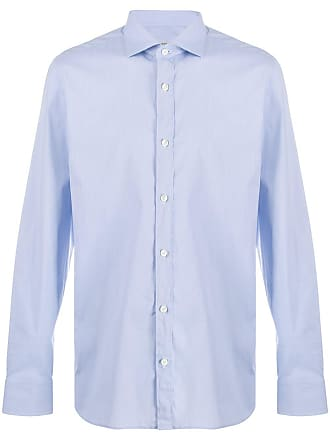 Ermenegildo Zegna formal shirt - Blue