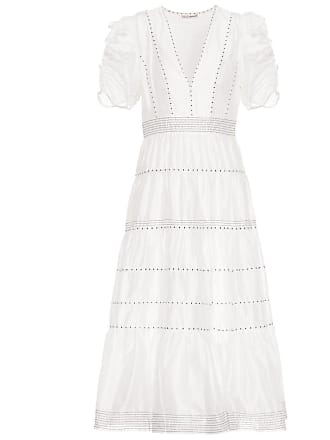 Ulla Johnson Odile cotton and silk dress