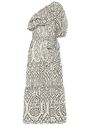 b6a1b62c25 Lisa Marie Fernandez Arden embroidered cotton maxi dress