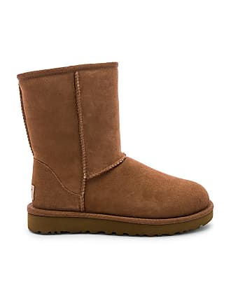 UGG Classic Short II Boot in Tan