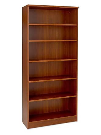Unique Furniture 100 Collection Bookcase - B3272-WH