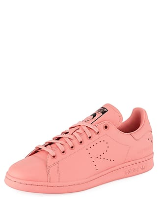 12b242c4e881 adidas by Raf Simons Mens Stan Smith Leather Low-Top Sneakers