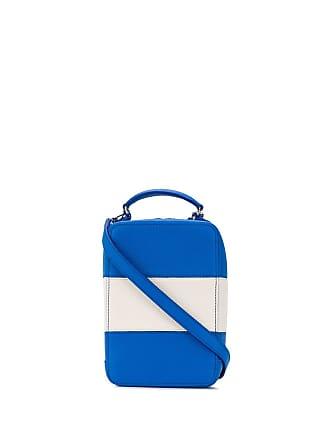 Sonia Rykiel Bolsa transversal Pavé Parisien - Azul