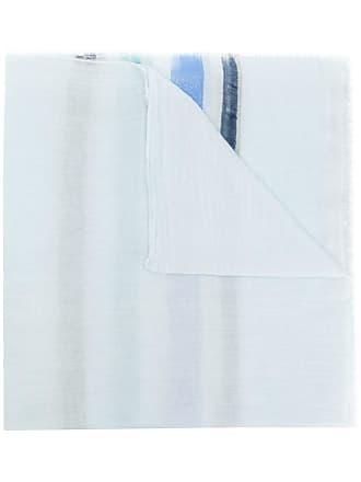 Faliero Sarti striped scarf - Blue