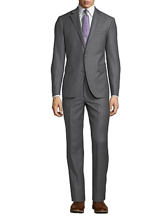 Neiman Marcus Mens Two-Piece Striped Suit