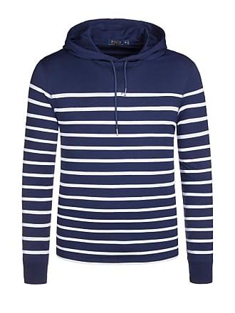 cede3bfbc38b Polo Ralph Lauren Übergröße   Polo Ralph Lauren, Sweatshirt in Ringel-Optik  Marine für