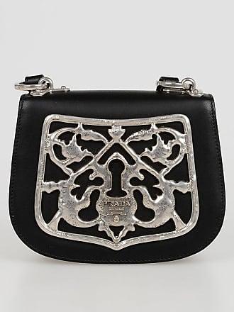 3dbf93de759 Prada Shoulder Bag with Applications size Unica
