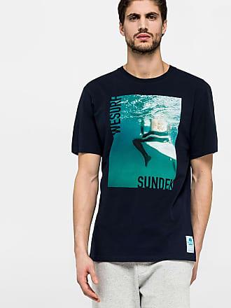 Sundek ethan scoop neck t-shirt