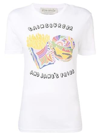 être cécile Gainsburger T-shirt - White