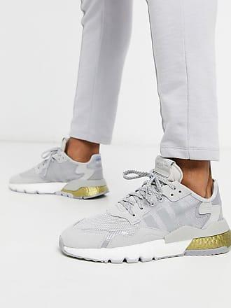adidas Originals Space Tech Pack - Nite-Jogger - Sneaker in Metallic-Optik-Silber
