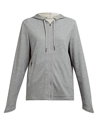 Falke Lively Technical Jersey Hooded Sweatshirt - Womens - Grey