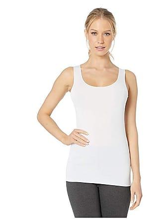 Wacoal Beyond Naked Tank Top (White) Womens Clothing